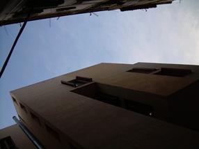 detalle del barrio del Born, Barcelona