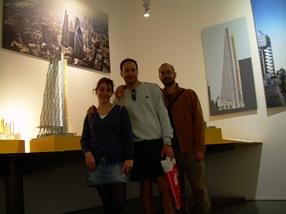 Exposición de Richard Rogers en Caixaforum, Barcelona