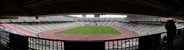 Estadio Olímpico de Montjuic, Barcelona