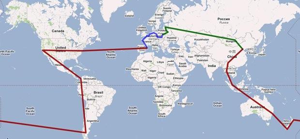 planificación del viaje v0.1