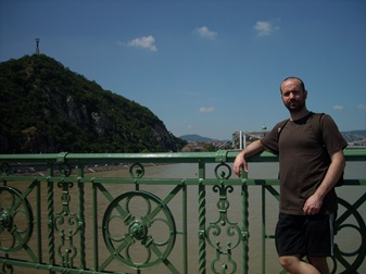 Puente Szabadság, Budapest