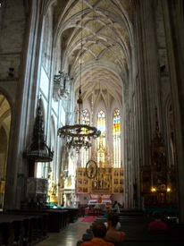 catedral de Santa Isabel, Kosice