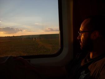 tren Kosice-Eger