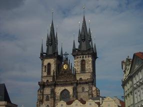 Catedral Nuestra Señora de Tyn, Praga