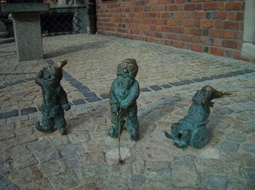 gnomos en Breslavia