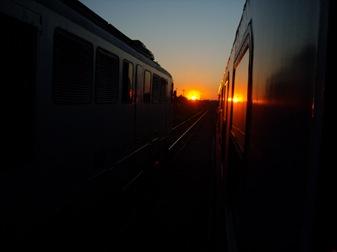 tren Debrecen-Baia Mare