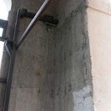 Particolari campanile in cemento armato