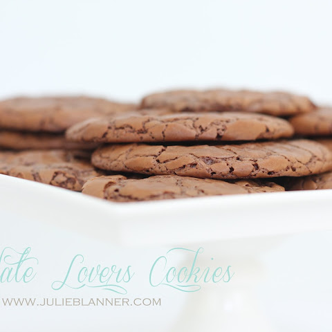Chocolate Lovers Cookies