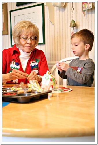 Grandma & Miles