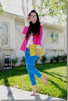 blue-skinny-zara-jeans-hot-pink-zara-blazer-yellow-asos-bag-salmon-h-m-hee_400