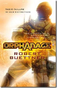 Book Review - Orphanage by Robert Buettner cover