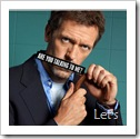 HOUSE: Hugh Laurie as Dr. Greg House. The third season of HOUSE premieres Tuesday, Sept. 5 (8:00-9:00 PM ET/PT) on FOX. ©2006 Fox Broadcasting Co. Cr: Michael Yarish/FOX