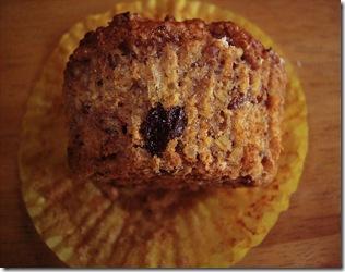 Quinoa rozijn muffin 4