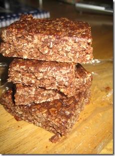 Snicker-havermout koekjes 3