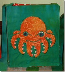 octopus purse two