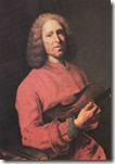 Jean-Philippe Rameau, by Jacques André Joseph Aved, 1728