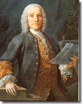 Domenico Scarlatti, painted by Domingo Antonio Velasco in 1738.