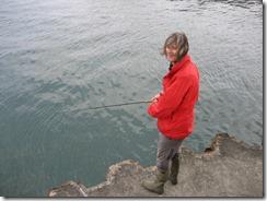 Lyme Regis Fishing 28th May 2010 11