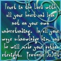 proverbs3.5-6