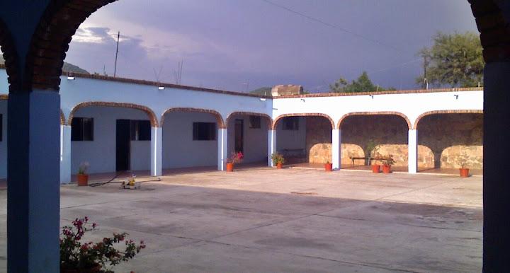 Salón parroquial de Irámuco, Gto