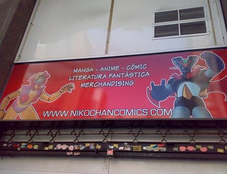 Nikochan Comics