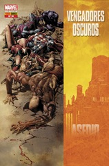 Los Vengadores Oscuros nº16 (Asedio)