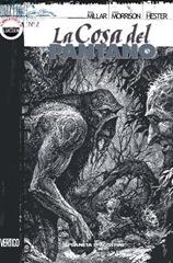 La Biblioteca de Lucien: La Cosa del Pantano de Mark Millar nº02