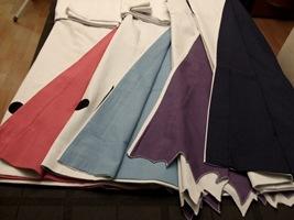Las Capas de los Capitanes de Bleach, por nuestra Costurera Ninja
