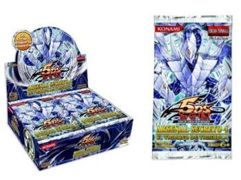 Yu-Gi-Oh! 5DS - Arsenal Secreto 4, El Triunfo de Trishula