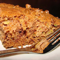 Great-Grandma's Chocolate Zucchini Cake