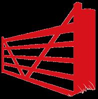 A red gate