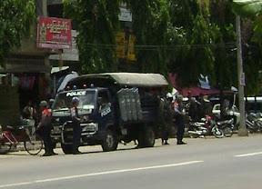 >Naing Linn Aung – Burmese Politics under dark