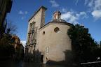 Foto del claustro gótico del Convento del Carmen