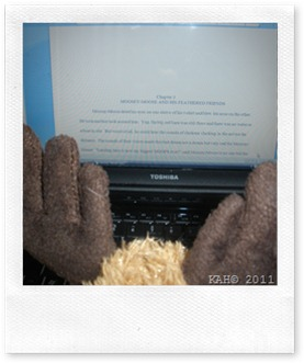 Moosey-Moose Revises and Edits - 1