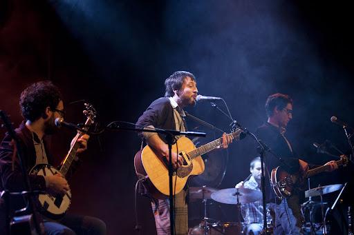 Concert de Refree, Auditori . barcelona . foto Cristina Calderer ARA 28.01.2011
