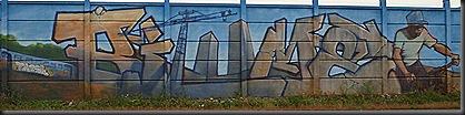 11  Grafitis