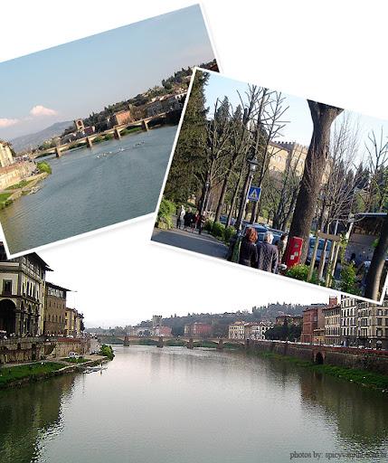 firenze7 - Visitando – Florença na Itália