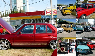 Ver autos del club renault guadalajara