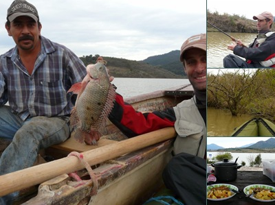 Ver pescando