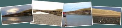 Ver paisaje de pesca