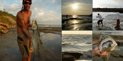 Ver la pesca del segudo