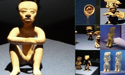 Ver artesania azteca