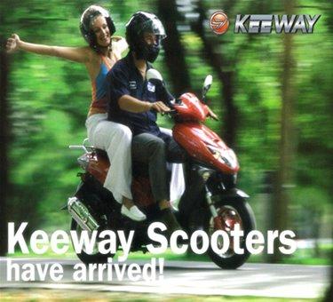 Keeway Scooters