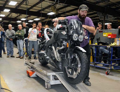 Elevador de motos profesional