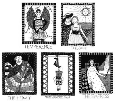 tarot cards 1994