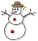muñecos de nieve buenanavidad.blogspot 2 (2)