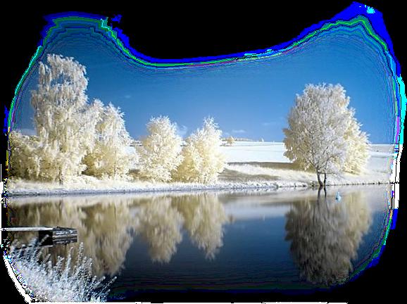 Tubes paisajes nevados navidad - Paisaje nevado navidad ...