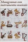 abecedarios punto de cruz. (178)