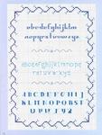 abecedarios punto de cruz. (175)