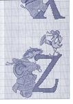 abecedarios punto de cruz. (318)